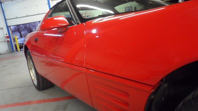 Used 1992 Chevrolet Corvette Lowered Price | Mundelein, IL