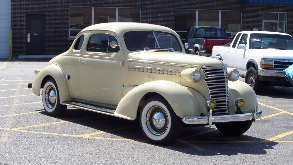 Used 1938 Chevrolet Business Coupe CLEAN ANTIQUE | Mundelein, IL