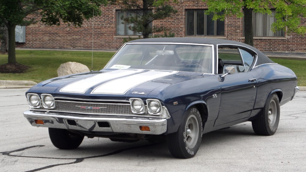 Used 1969 Chevrolet Chevelle 4 SPEED -DRIVER QUALITY | Mundelein, IL