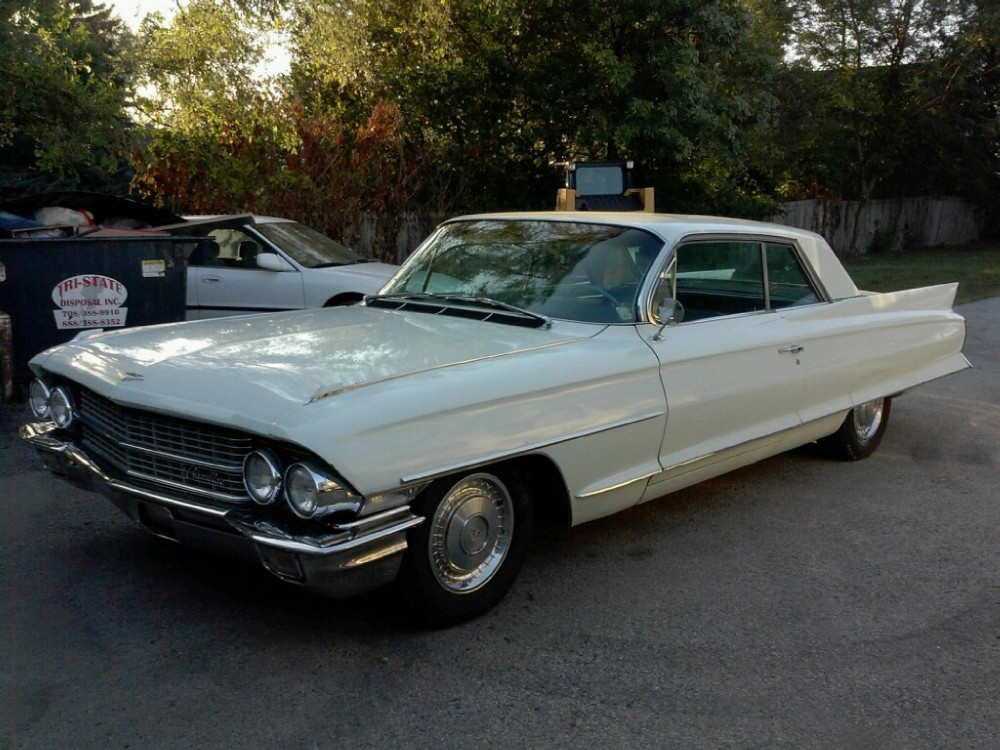 Used 1962 Cadillac Series 62 RARE 2 DOOR COUPE | Mundelein, IL