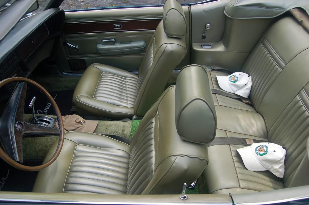 1969 mercury cougar xr7 convertible stock 19691cldz for sale near mundelein il il mercury for 1969 mercury cougar interior parts