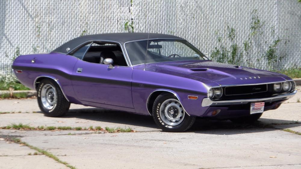 1970 Dodge Challenger Se Special Edition 49 804 Original