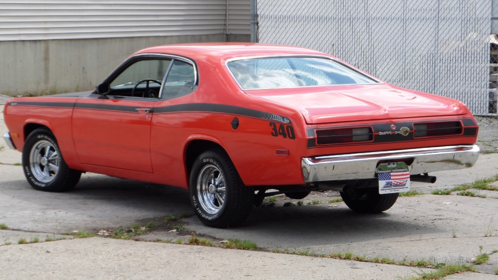 1972 plymouth duster clean mopar 340 engine see video stock 197234td for sale near mundelein. Black Bedroom Furniture Sets. Home Design Ideas