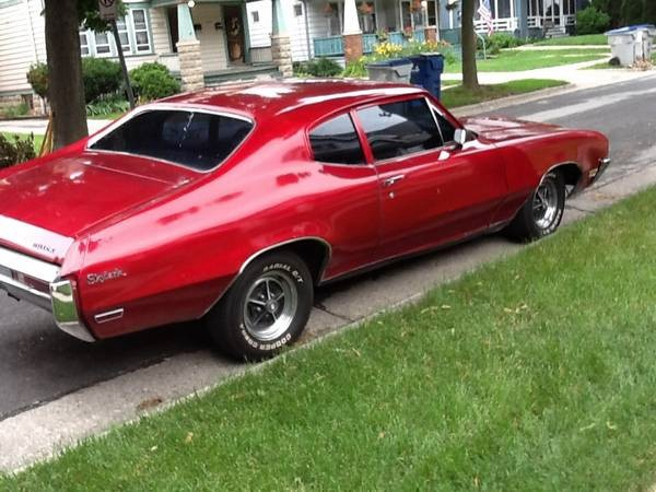 Used 1970 Buick Skylark Driving and running Project | Mundelein, IL