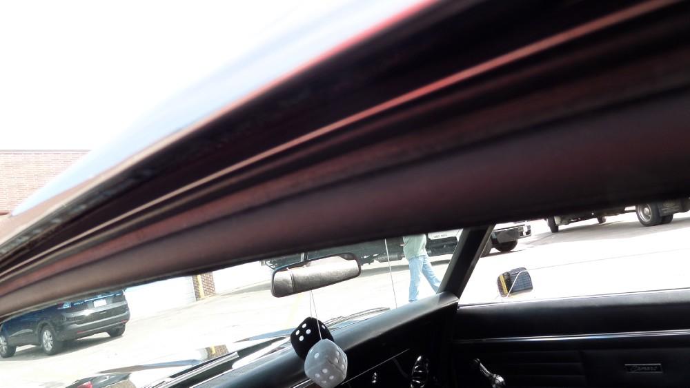 Used 1968 Chevrolet Camaro 427-BLACK ON BLACK-RESTORED CONDITION | Mundelein, IL