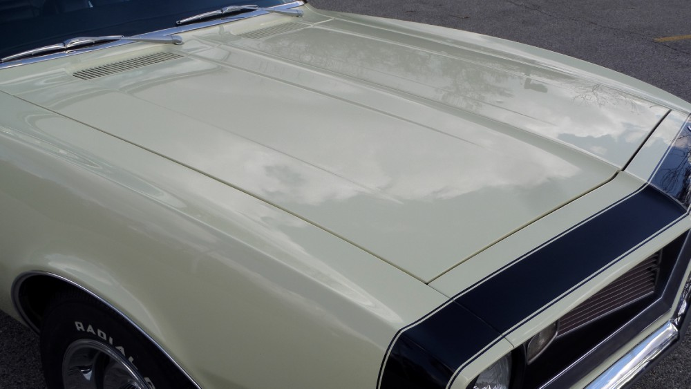 Used 1968 Chevrolet Camaro NUMBERS MATCHING 327 CONVERTIBLE-SEE VIDEO | Mundelein, IL