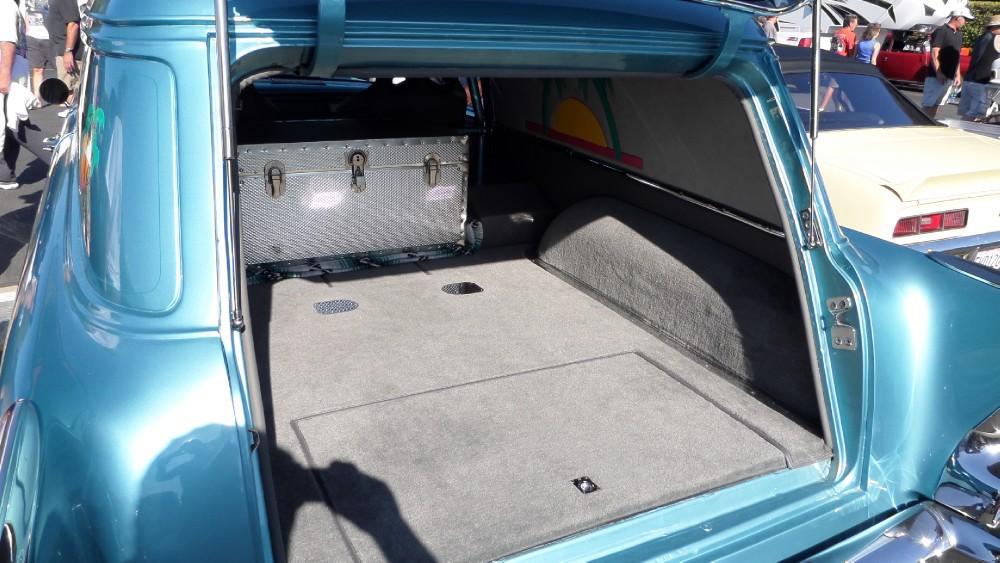 Used 1957 Chevrolet Sedan Delivery CALIFORNIA RESTORED WAGON | Mundelein, IL