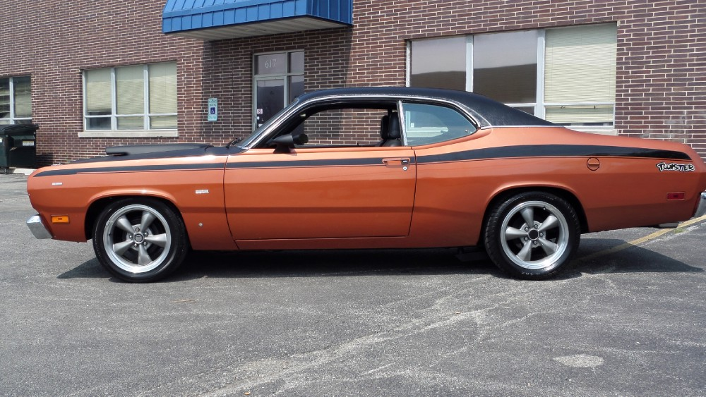 1970 Plymouth Duster Twister 360 See Video Stock 85td