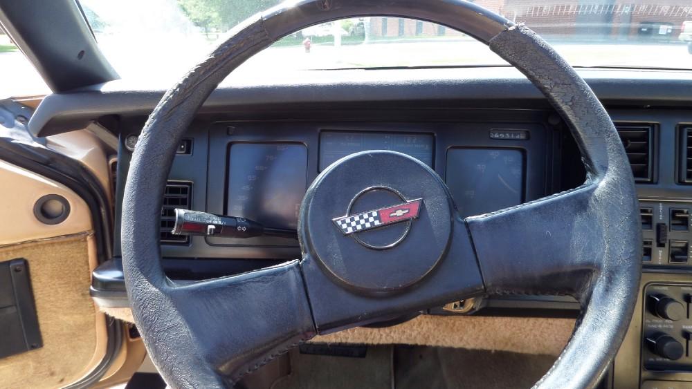 Used 1985 Chevrolet Corvette DIGITAL DASH-SHOWROOM CONDITION | Mundelein, IL