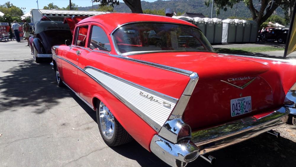 Used 1957 Chevrolet Bel Air TASTEFULLY RESTORED   Mundelein, IL