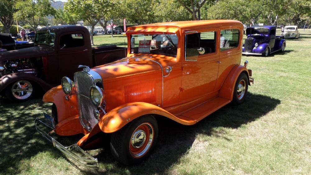 Used 1931 Chevrolet Sedan CALIFORNIA RESTORED | Mundelein, IL