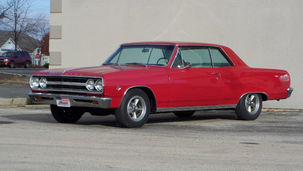Used 1965 Chevrolet Chevelle REAL 138 VIN SUPER SPORT-SEE VIDEO | Mundelein, IL