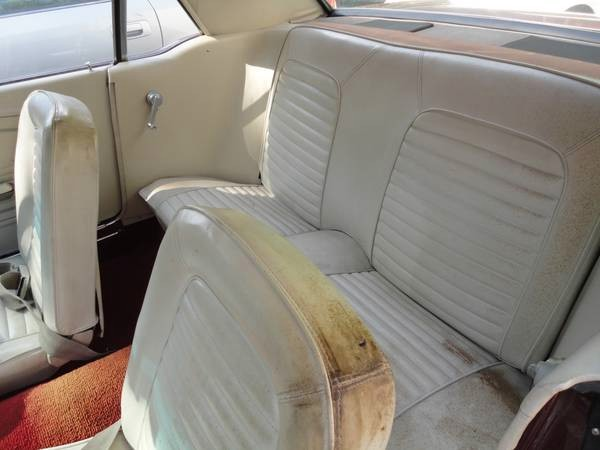 Used 1966 Ford Mustang DRIVE OR RESTORE-SEE VIDEO | Mundelein, IL