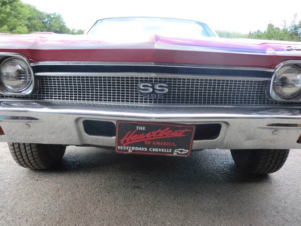 Used 1968 Chevrolet Chevelle SS CLONE CONVERTIBLE-FREE SHIPPING | Mundelein, IL