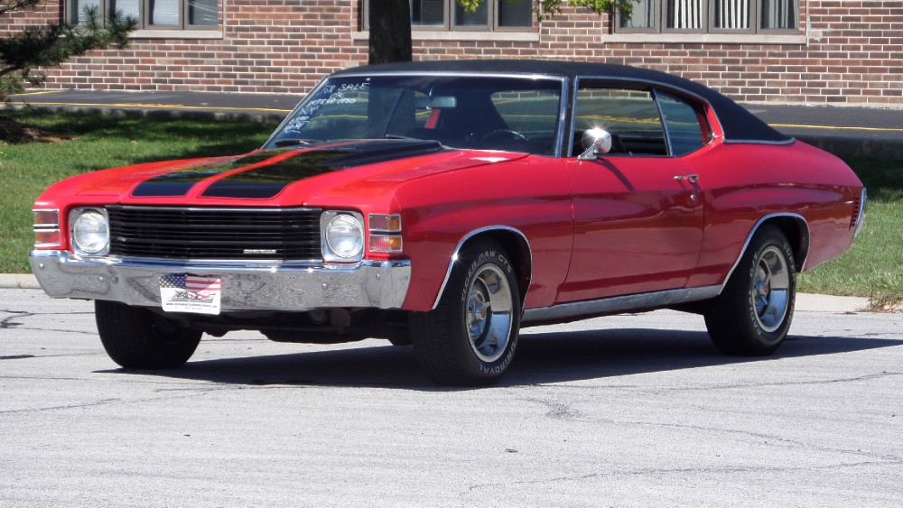 Used 1971 Chevrolet Chevelle CLEAN FROM  GEORGIA CAR-SEE VIDEO | Mundelein, IL