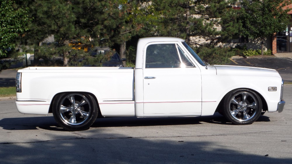 Used 1972 Chevrolet C10 FRAME OFF RESTORED CUSTOM PICK UP-SEE VIDEO | Mundelein, IL