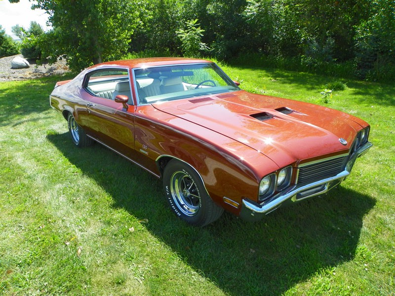 Used 1972 Buick Skylark GS 455 STAGE 1- REAL DEAL 1 OF 728 BUILT- | Mundelein, IL