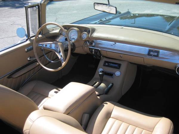 Used 1957 Chevrolet Bel Air PRO TOURING CONVERTIBLE-FREE SHIPPING | Mundelein, IL