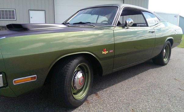 Used 1971 Dodge Demon RESTORED-440-NICE PAINT-FREE SHIPPING | Mundelein, IL