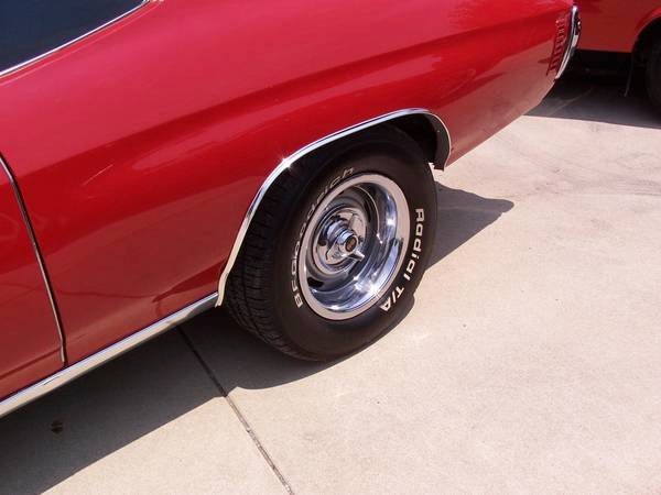 Used 1971 Chevrolet Chevelle SUPER SPORT-FREE SHIPPING | Mundelein, IL