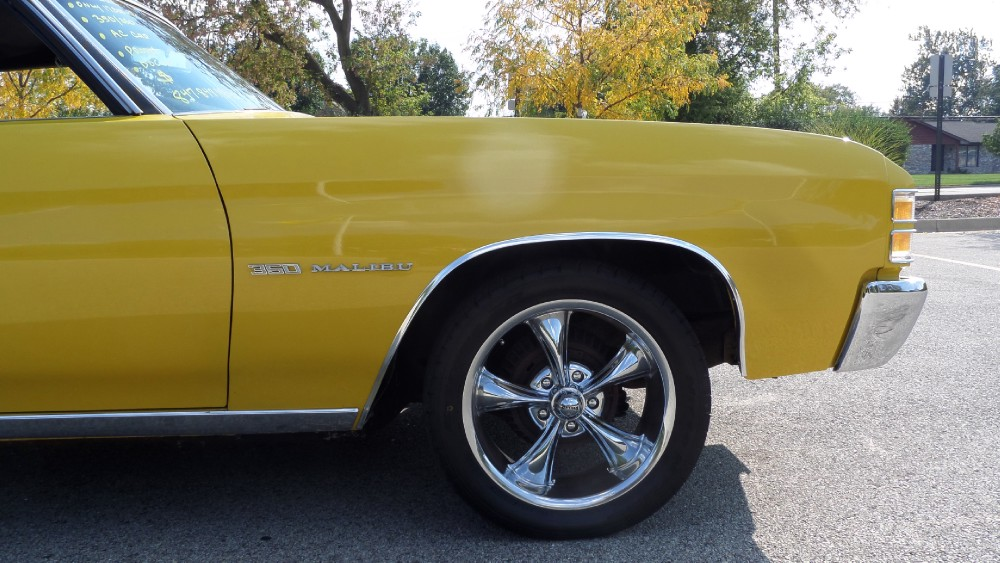 Used 1971 Chevrolet Chevelle SEE VIDEO-NUMBERS MATCHING-ONLY 17,463 ORIGINAL MILES-DOCUMENTED | Mundelein, IL