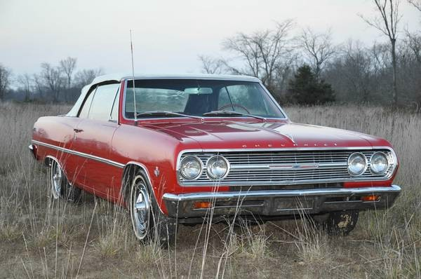 Used 1965 Chevrolet Chevelle CLEAN QUALITY DRIVER | Mundelein, IL