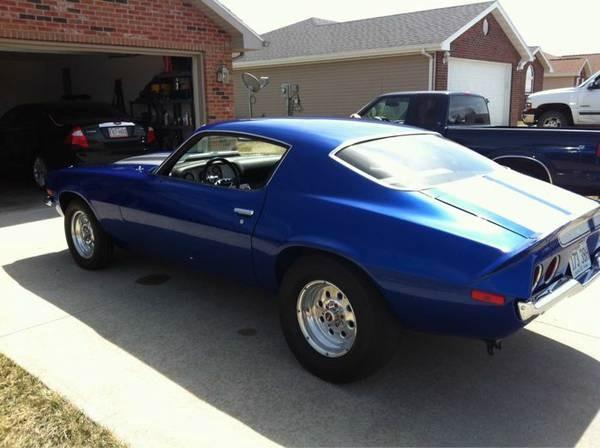 Used 1970 Chevrolet Camaro SPLIT BUMPER BOWTIE-FREE SHIPPING | Mundelein, IL
