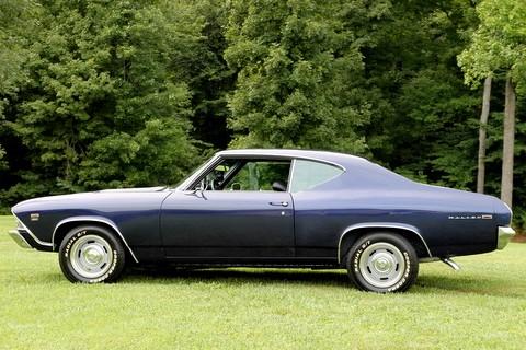 Used 1969 Chevrolet Chevelle FRAME UP RESTORED | Mundelein, IL