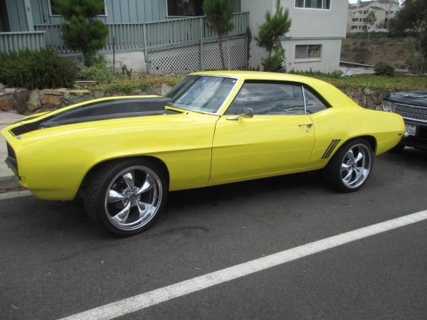 Used 1969 Chevrolet Camaro STREET/STRIP CAR-FREE SHIPPING | Mundelein, IL