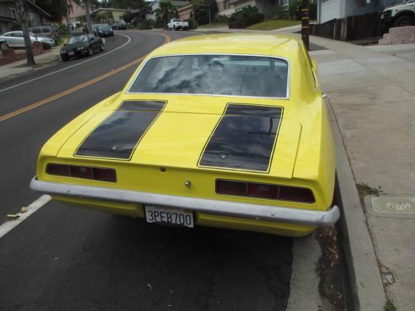 Used 1969 Chevrolet Camaro STREET/STRIP CAR-FREE SHIPPING   Mundelein, IL