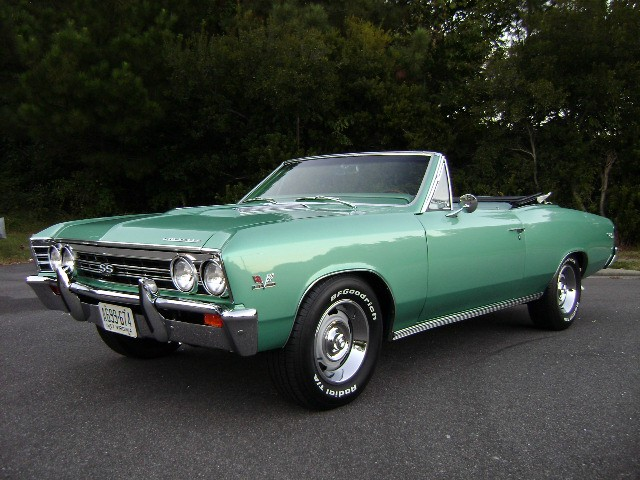 Used 1967 Chevrolet Chevelle REAL SS 138 CODE-FRAME OFF RESTORED | Mundelein, IL