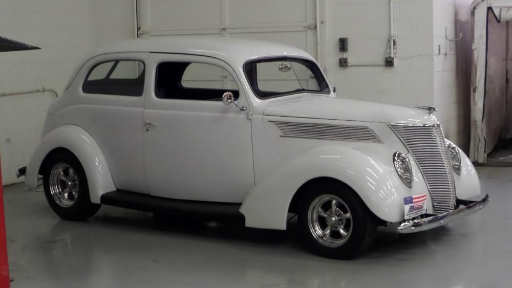 1937 ford custom steel body humpback slantback v8 flathead for Ford motor credit franklin tn