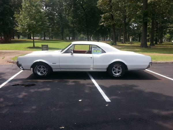 Used 1967 Oldsmobile 442 A REAL 442 SURVIVOR-NEW LOW PRICE | Mundelein, IL