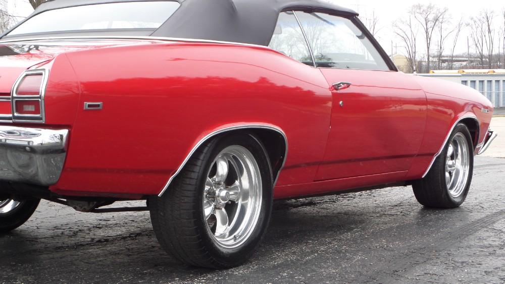 Used 1969 Chevrolet Chevelle PRO TOUR L@@K CONVERTIBLE-ZZ4/383 Stroker | Mundelein, IL