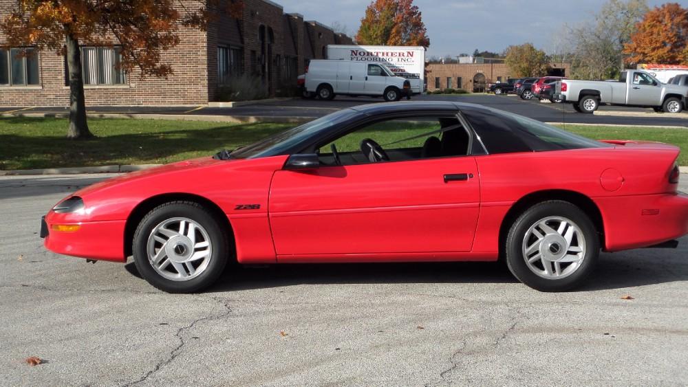 Used 1993 Chevrolet Camaro Z28-NICE CLEAN CAMARO-ONE OWNER CAR | Mundelein, IL