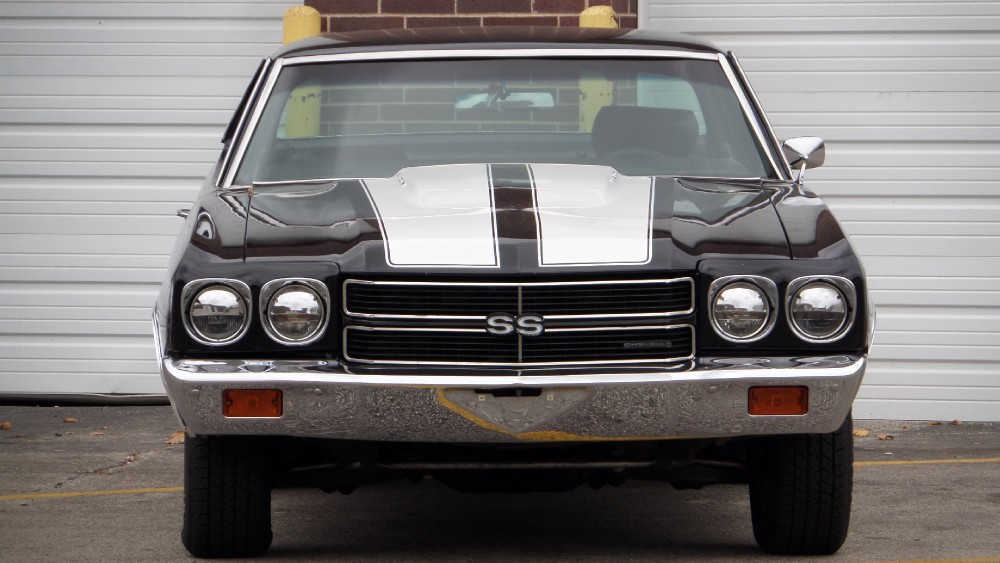 Used 1970 Chevrolet Chevelle SS396-BLACK ON BLACK TRIBUTE-SEE VIDEO | Mundelein, IL