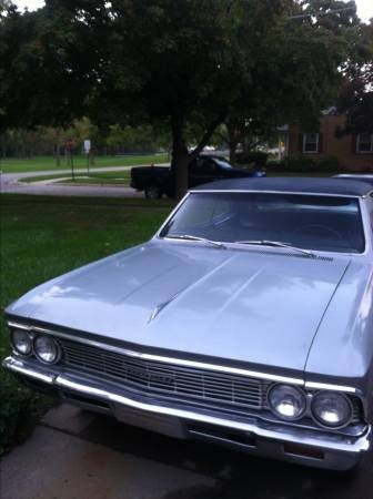 Used 1966 Chevrolet Chevelle 396 BIG BLOCK-FREE SHIPPING | Mundelein, IL