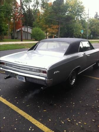 1966 Chevrolet Chevelle 396 BIG BLOCK-FREE SHIPPING Stock