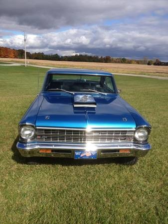Used 1967 Chevrolet Nova A TRUE 118 SS-FREE SHIPPING | Mundelein, IL