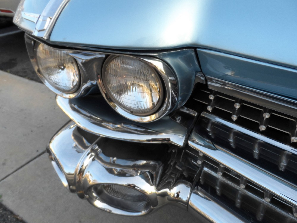 Used 1959 Cadillac Coupe DeVille Series 62-   Mundelein, IL