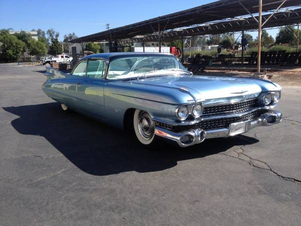 Used 1959 Cadillac Coupe DeVille Series 62- | Mundelein, IL