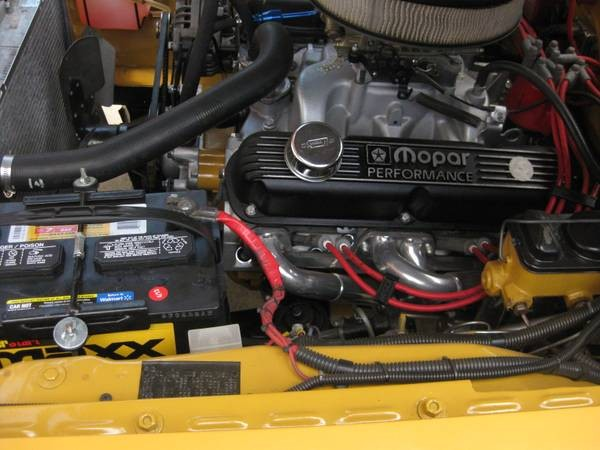 Used 1973 Dodge Challenger NUMBERS MATCHING WITH FENDER TAG-FREE SHIPPING | Mundelein, IL