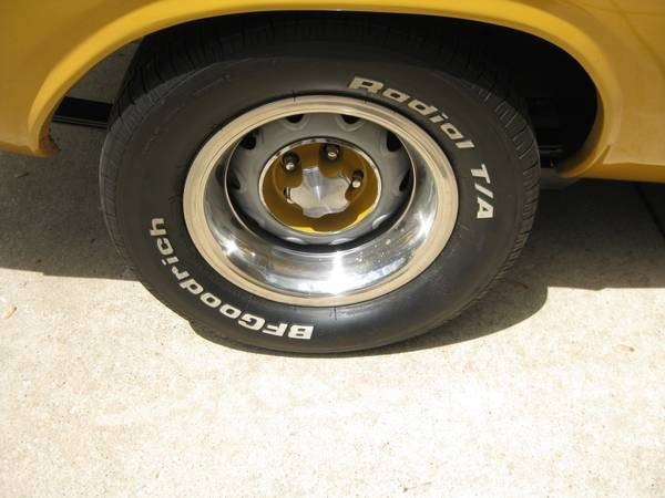 Used 1973 Dodge Challenger NUMBERS MATCHING WITH FENDER TAG-FREE SHIPPING   Mundelein, IL