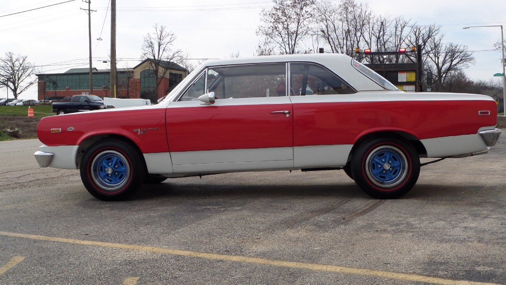 Used 1969 Amc Rambler scrambler is 1 OF 1512 EVER BUILT-RARE-FULLY RESTORED-SEE VIDEO | Mundelein, IL