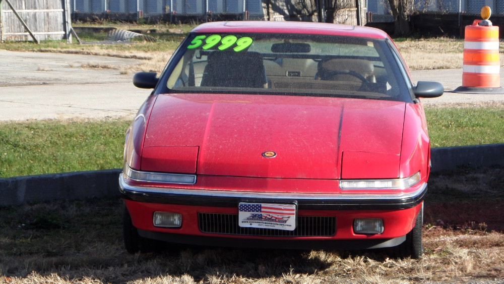 Used 1989 Buick Reatta RESALE RED-CLEAN CAR | Mundelein, IL