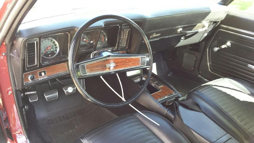 Used 1969 Chevrolet Camaro A REAL RS SS | Mundelein, IL
