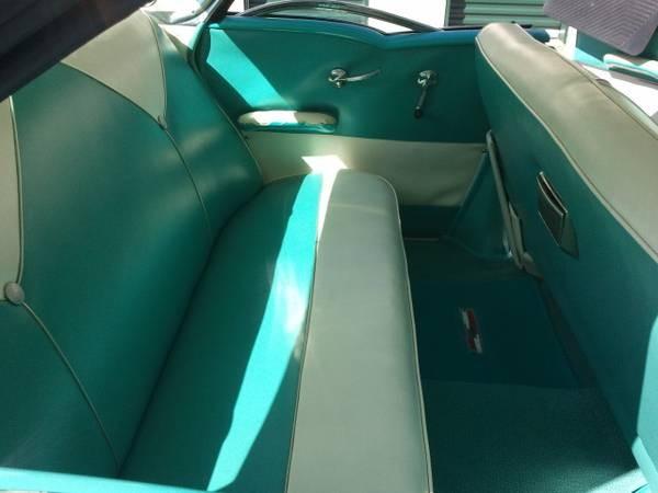 Used 1957 Chevrolet Bel Air Hardtop-ALL ORIGINAL SHEETMETAL-VERY CLEAN | Mundelein, IL