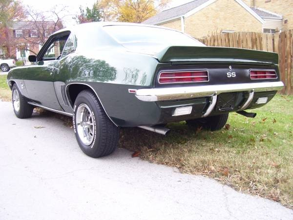Used 1969 Chevrolet Camaro TRUE X22 RS SS | Mundelein, IL