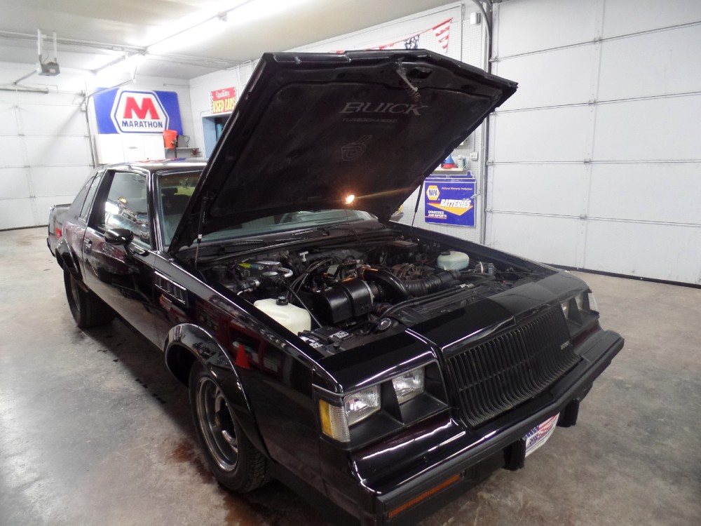 Used 1987 Buick Grand National GNX L@@K-LAST YEAR OF PRODUCTION-SEE VIDEOS | Mundelein, IL