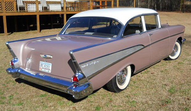 Used 1957 Chevrolet Bel Air Very Original | Mundelein, IL